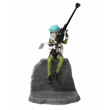 Sword Art Online - Figurine Sinon Phantom Bullet