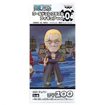 One Piece - Figurine Silvers Rayleigh WCF TV100