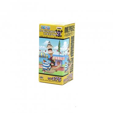 One Piece - Figurine tubifex & Ju tune WCF TV175 Vol.21