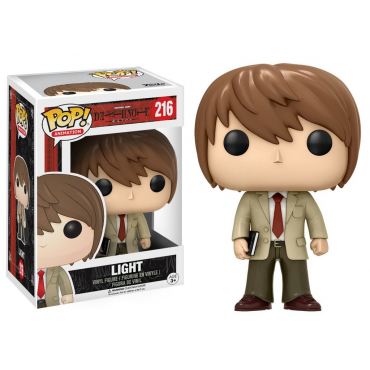 Death Note - Figurine Light POP