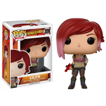 Borderlands - Figurine POP Lilith
