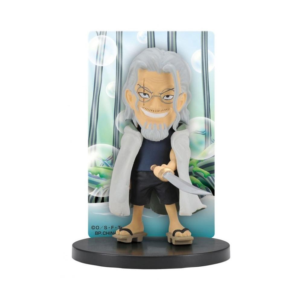One Piece - Figurine Silvers Rayleigh Ichiban kuji Lot G