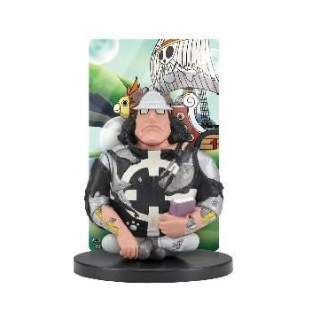One Piece - Figurine Bartholomew Kuma Ichiban Kuji Lot G