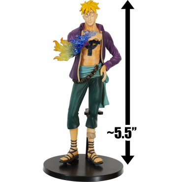 One Piece - Figurine Marco Super Styling