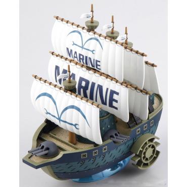 One Piece - Maquette Grand Ship Marine