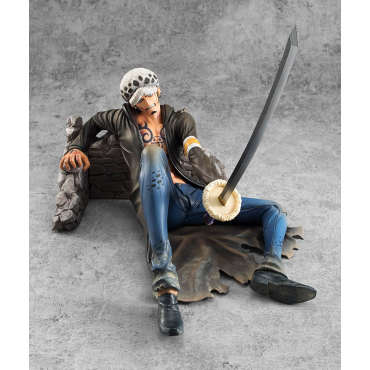 One Piece - Figurine Trafalgar Law Exclusif Loi Version