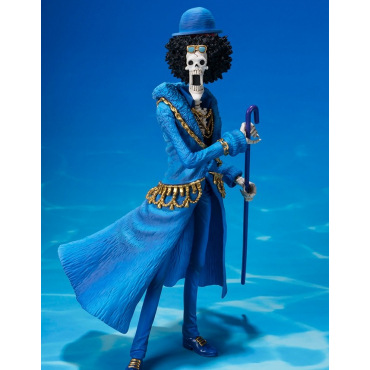 One Piece - Figurine Brook Diorama Figuarts Zero 20TH Anniversary