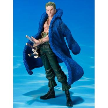 One Piece - Figurine Roronoa Zoro Diorama Figuarts Zero