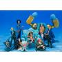 One Piece - Figurine Sanji Diorama Figuarts Zero