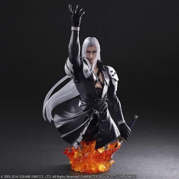 Final Fantasy 7 - Figurine Bust Sephiroth