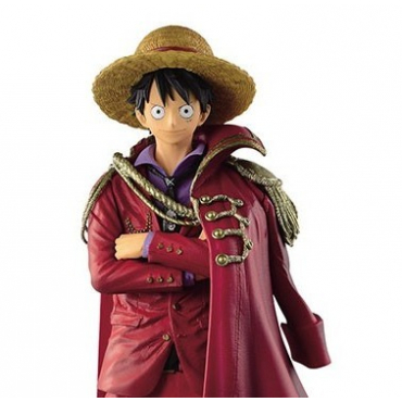 One Piece - Figurine Monkey D Luffy King Of Artist