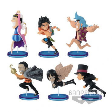One Piece - Figurine WCF 20th History Relay 20th Vol 2
