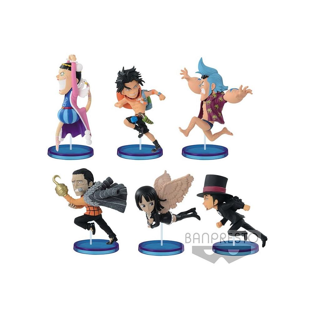 One Piece - Figurine WCF 20th History Relay 20th Vol 2