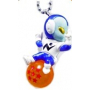 Dragon Ball Super - Strap Mini Figurine Jaco