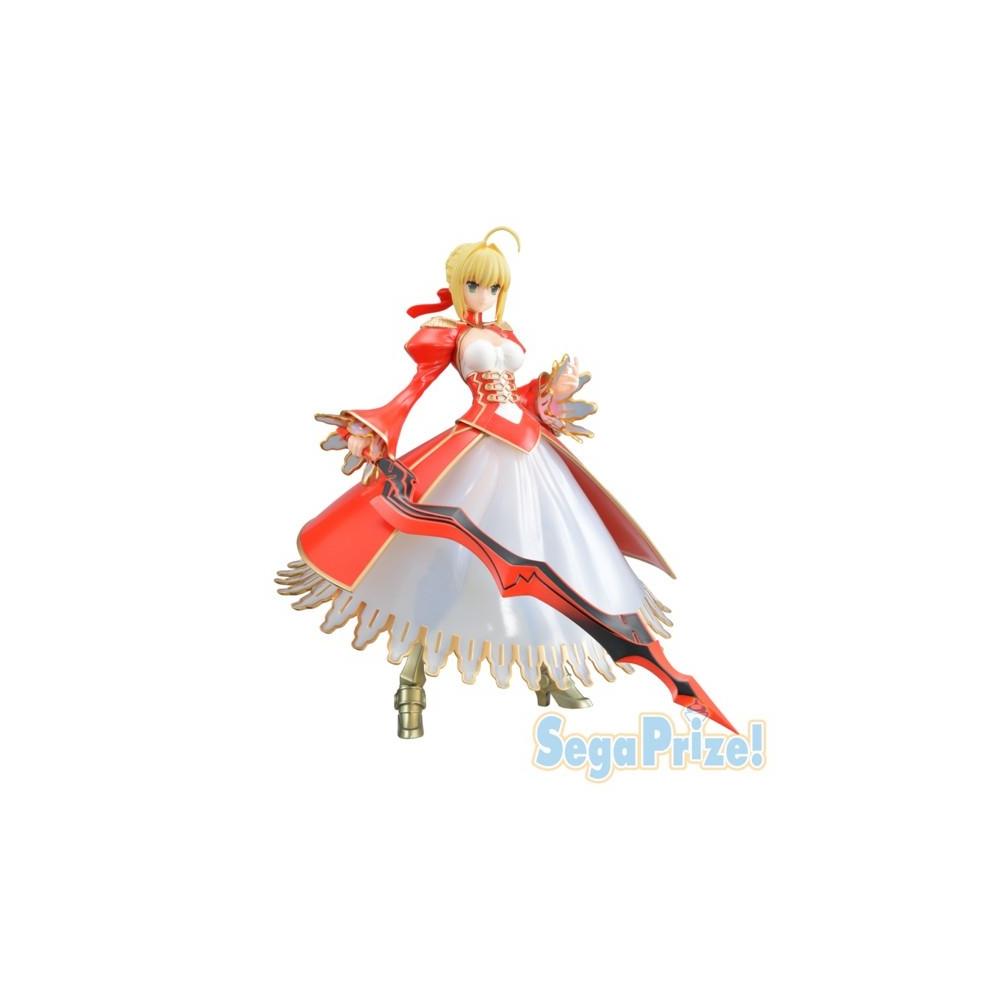 Fate Extella - Figurine Saber Extra Sega Prize