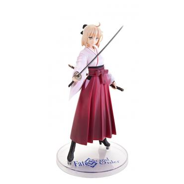 Fate Grand Order - Figurine Saber Okita Souji Premium