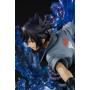 Naruto - Figurine Uchiha Sasuke Susanoo Figuarts Zero