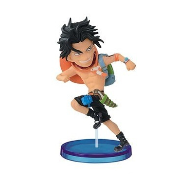 One Piece - Figurine Ace WCF 20th History Relay Vol.2