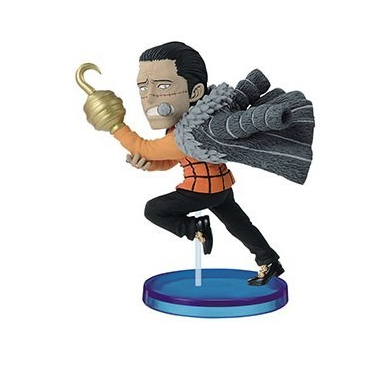 One Piece - Figurine Crocodile WCF 20th History Relay Vol.2