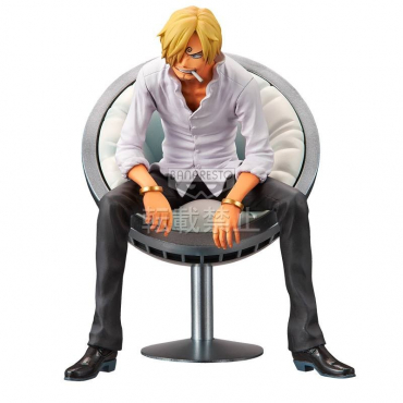 One Piece - Figurine Sanji Vinsmoke Grandline Men Vol.2