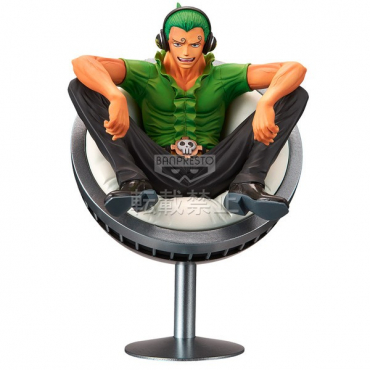One Piece - Figurine Yonji Vinsmoke Grandline Men Vol.1