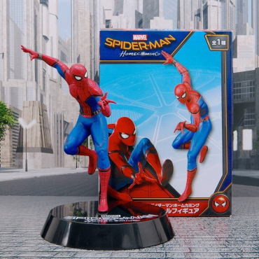 Spider Man - Figurine Spiderman Homecoming Sega Premium