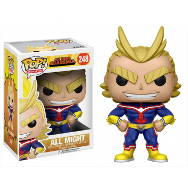 My Hero Academia - Figurine POP All Might