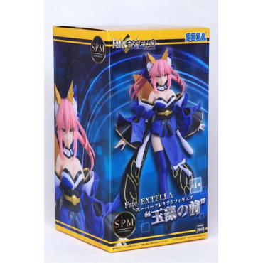 Fate Extella Caster: Figurine Tamamo no Mae SPM Super Premium
