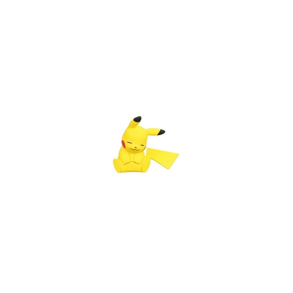 Pokemon Soleil Et Lune - Figurine Strap Pikachu