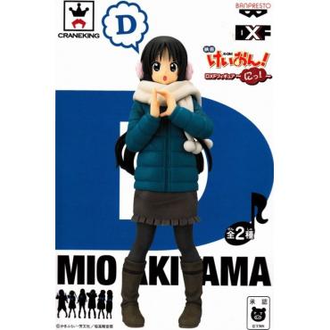 K-on - Figurine Mio Akiyama DXF