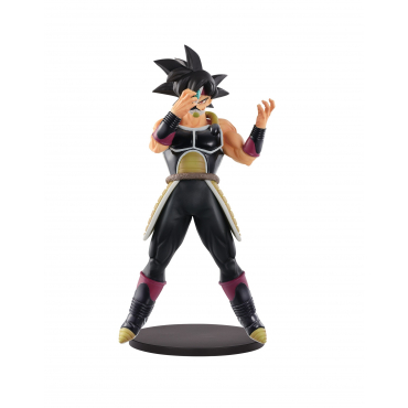 Dragon Ball Heroes - Figurine Masked Saiyan 7TH anniversary
