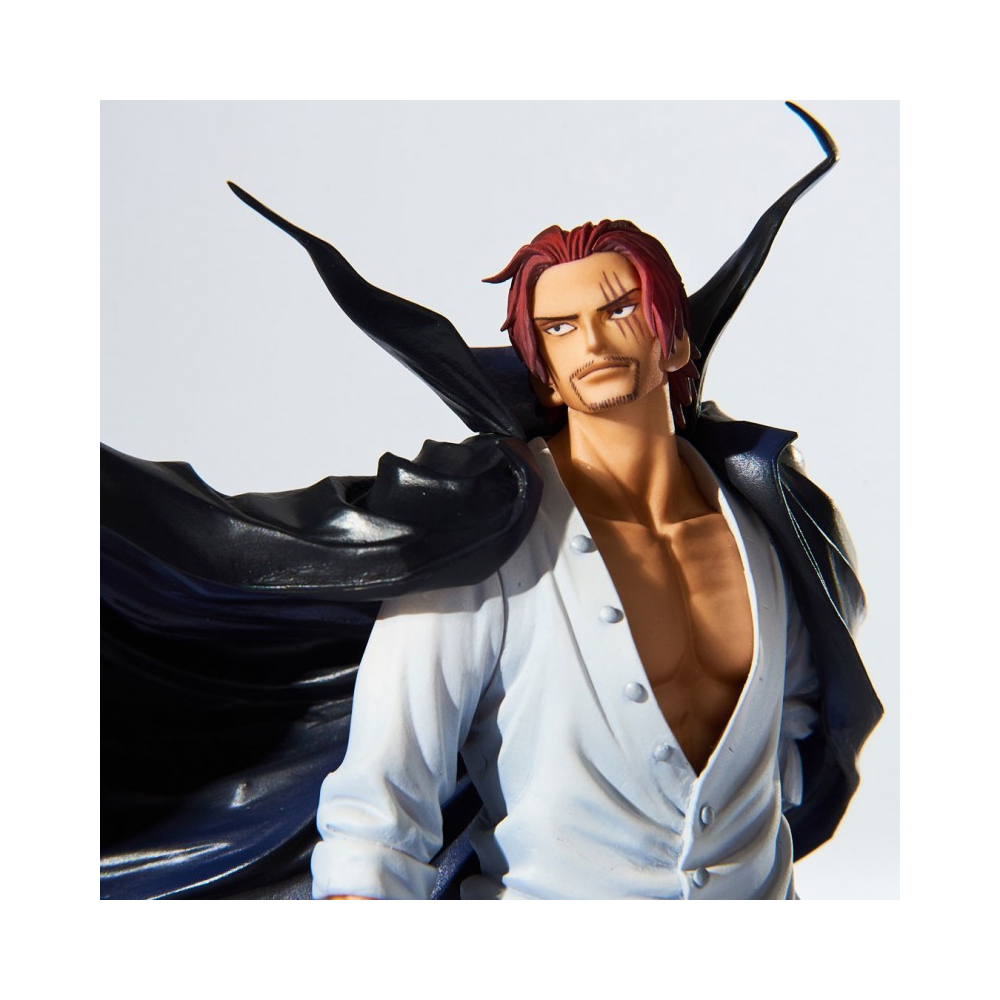 One Piece - Figurine Shanks Scultures World Colosseum Vol.2