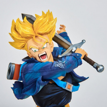 Dragon Ball Z - Figurine Trunks Super Saiyan World Colosseum