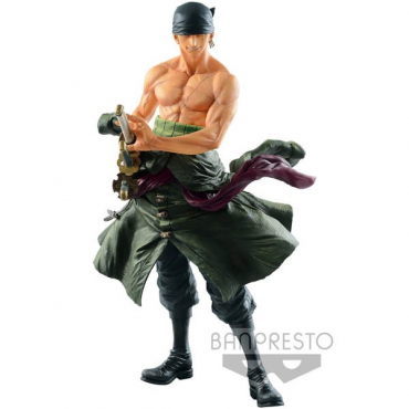 One Piece - Figurine Roronoa Zoro Big Size