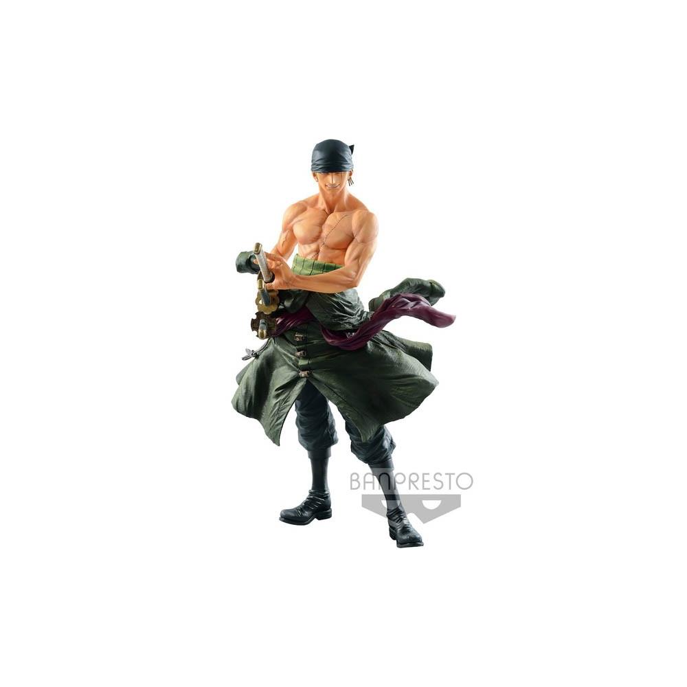 One Piece - Figurine Roronoa Zoro Big Size