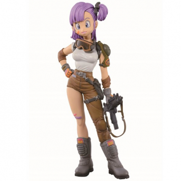 Dragon Ball Z - Figurine Bulma Scultures Ending Color Version