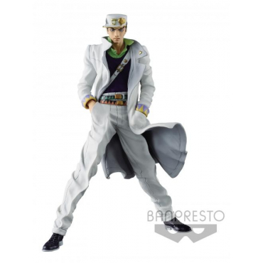 Jojo's Bizarre Adventure - Figurine Jotaro Kujo Gallery 7 Diamond Records