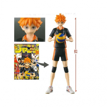 Haikyuu - Figurine Hinata Shouyou Jump 50th Anniversary