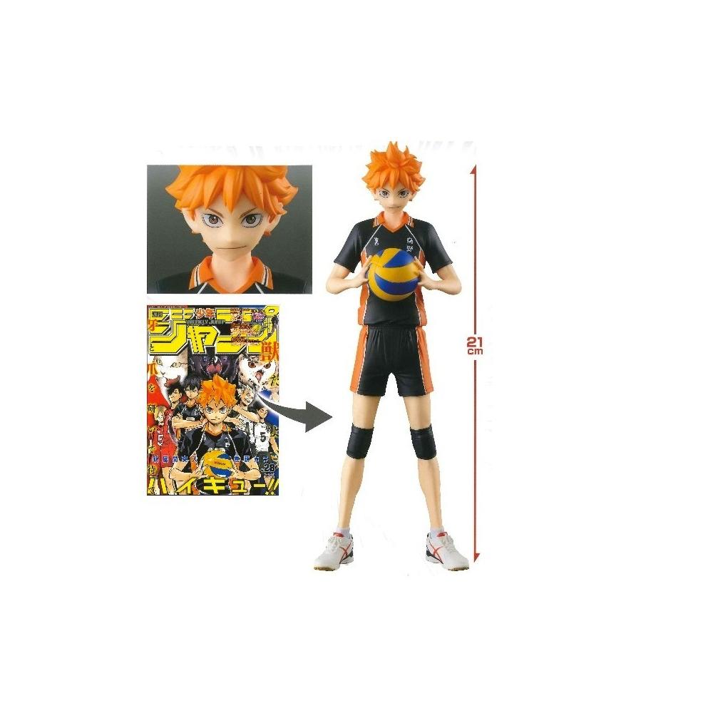 Haikyuu - Figurine Hinata Shouyou Jump 50th Anniversary