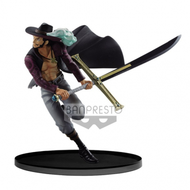 One Piece - Figurine Dracule Mihawk colosseum Vol.5