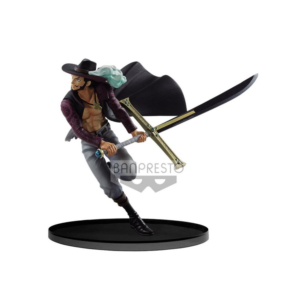 One Piece - Figurine Dracule Mihawk colosseum Vol.5