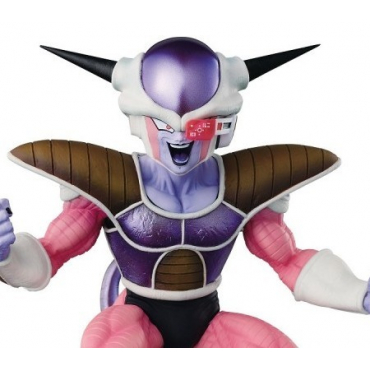 Dragon Ball Z - Figurine Freezer First Forme World Colosseum Scultures Vol.4
