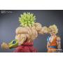 Dragon Ball Z - Figurine Broly Le super Saiyan Légendaire HQS +