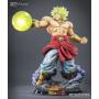 Dragon Ball Z - Figurine Broly Legendary Super Saiyan King of Destruction ver. HQS+