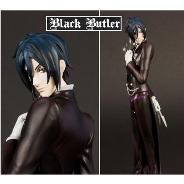 Black Butler - Figurine Sebastian Michaelis XTRA Tsume