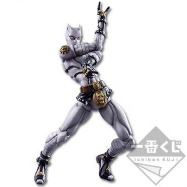Jojo's Bizarre Adventure : Diamond Is Unbreakable - Figurine Killer Queen Ichiban Kuji
