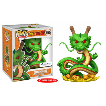 Dragon Ball Z - Figurine POP Shenron