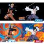 Naruto Shippuden - Mug Thermo Reactif Sasuke Uchiha