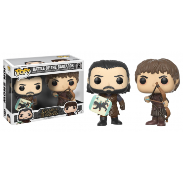 Game Of Thrones - Figurine POP Bataille Des Batards