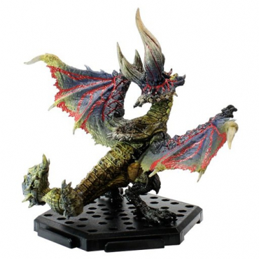 Monster Hunter - Figurine Massacre Demon Diablos Standard Model Plus Vol.8